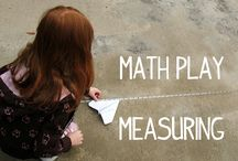 Math - Measurement / by M Combs