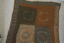 Free Afghan Patterns / Free crochet patterns to make afghans of all sizes.