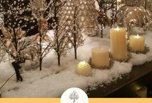 Holiday and Christmas Decor - Holiday Decorating Hacks