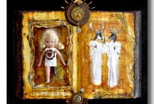 Assemblage & Collage