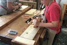 Kids Woodworking