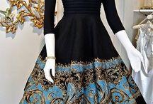 Pretty dresses / Juhlavammat mekot