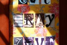 Eat Pray Love / by Amber Stamper