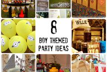 Party Planning / by Amanda {A Royal Daughter}