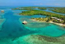 Colombian Islands