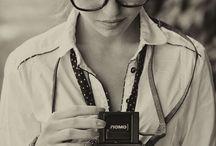 girl + cameras