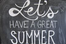 Summerology / Because summer is not just a season, but a state of mind : )
