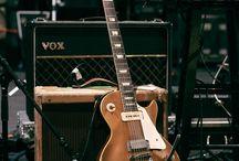 Красивые гитары