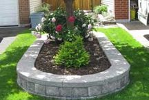 Edging and Flower Beds