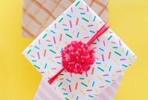 Cadeau inpak ideeen