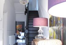 entry/hallway / by Nichole Loiacono