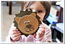 Zoo Animals for Preschool / by Kim Pimental