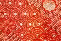 Kimono/Japanese fabric / many types of Japanese fabric