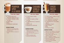 Keurig / coffee recipes