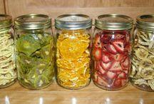 Sušené,kandované ovoce a zelenina