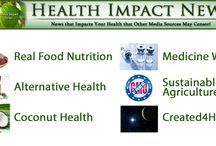 Health Impacts / Reporting anything hat impacts on your health