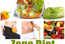 Anti-Inflammation Nutrition (Zone) / The Zone eating plan.  It's all about balancing macro's to keep silent inflammation down and your body burning fat for fuel.