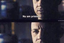 •Paul Walker • Vin Diesel•