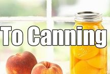 Canning / Canning Recipes and helpful hints