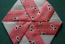 quilt π / See also quilting tutorials, sew / by Pii Topio