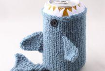 knitting/crochet ideas / by Emily Atkins