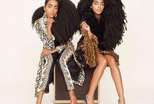Inspiration&Fashion / African fashion, fashion, Africa, Hairstyle, Photography