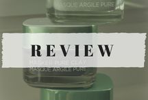 Blog - Porty's Diary |  Beauty / Review of beauty products.