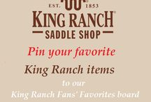King Ranch fans' favorites! / Pins of items King Ranch fans and customers love!  Please only pin items from King Ranch Saddle Shop.  To Join this group comment on a pin posted by KRSaddleShop / by King Ranch Saddle Shop