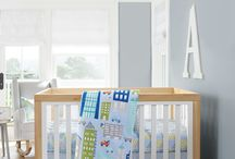 Nursery Ideas / The best and nursery ideas for baby boys and girls from across Pinterest.