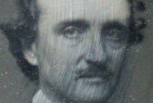 Edgar Allen Poe  / by Grace Pearsall Barbo