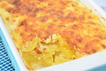ovenschotel aardappelen