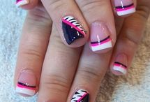 nails / by Denise Ketron Lewis