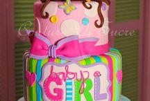 Amazing Baby Shower Cakes & Cupcakes
