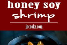 Seafood / All kinds of seafood