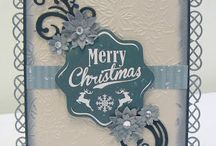 Wrapped In Joy Embossing Folders #CoutureCreations / Wrapped in Joy is a collection inspired by vintage wrapping paper and the precious gifts within, filled with beautiful Christmas designs perfect for Xmas Cards and projects this year.. #CoutureCreations