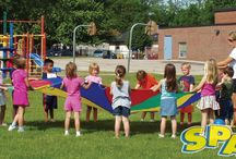 Teaching resource / Health and Physical Education.  Movement and physical activities appropriate for years 1 and 2
