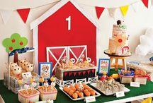cumpleaños la granja
