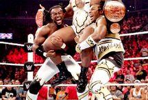 tag team wrestlers