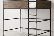 Trubky - nábytek