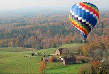 Viagens de baloes