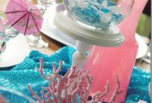 Under the Sea/Mermaid - 3rd Birthday / by Meredith Lipnicky