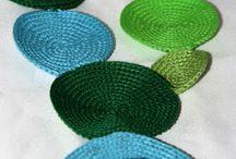 Schmuck crochet