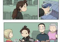 Tapas Comics