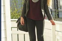 Cute outfit ideas!!! / by Amanda Keffer