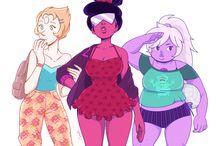 Steven Universe Fashion