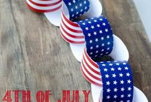 Summer/July 4th ideas