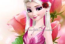 princes rosa