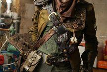 Steampunk (Male)