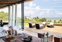 Beach House ideas / Gorgeous homes