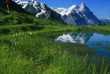 Thema Bergen en Gletsjers